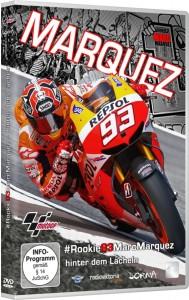 Marc Marquez – hinter dem Lächeln des MotoGP Rookie #93