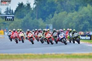 MotoGP Start - © Andy Glänzel