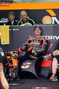 Colin Edwards © SuterRacing