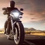 Für die meisten Motorradfahrer sind das Gefühl von Freiheit und der Adrenalinkick das Größte.