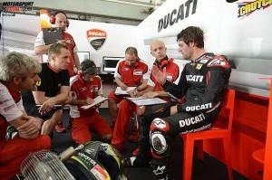 Cal Crutchlow - © Ducati