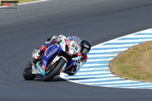 Eugene Laverty © Crescent-Suzuki