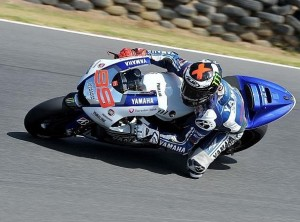 Jorge Lorenzo - © 2014 Yamaha Motor Racing Srl