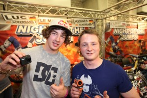 Luc + Hannes Ackermann - NIGHT of the JUMPs Berlin 2014