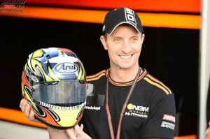 Colin Edwards © Forward Racing