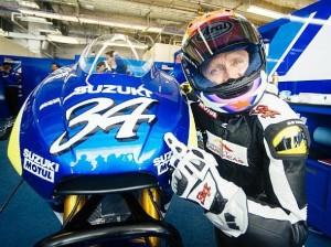 Kevin Schwantz © www.suzuki-racing.com