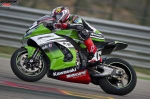 © Kawasaki - Loris Baz errang in Assen die erste Pole-Position seiner Superbike-Karriere