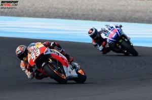 © Red Bull/GEPA - Yamaha fährt derzeit Honda hinterher - Nur zwei Podestplätze für die M1