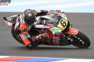 © LCR-Honda - Stefan Bradl war in Argentinien zu Beginn des Rennens schnell unterwegs