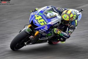 © Yamaha Motor Racing Srl - Hat ein Fehler von Stefan Bradl Valentino Rossi das Podium in Argentinien gekostet?