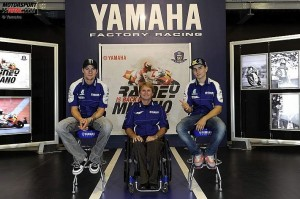 Waine Rainey - © Yamaha