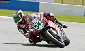 © Ducati - Davide Giugliano eroberte zum zweiten Mal in seiner Karriere die Pole