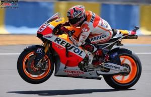 © Honda ProImages - Fährt auch in Le Mans in einer eigenen Liga: Weltmeister Marc Marquez