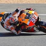© FGlaenzel - Honda-Werkspilot Marc Marquez kann sich momentan nur selbst schlagen