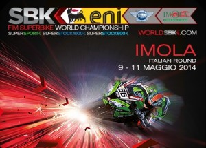 Superbike-WM  Imola 2014