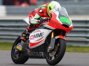 © QMMF - Anthony West gewann zum ersten Mal seit dem Jahr 2003 wieder einen Grand Prix