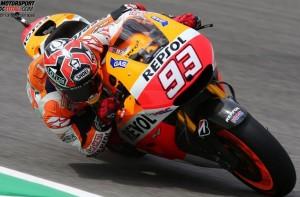 © Honda ProImages - Marc Marquez hat auch das sechste Saisonrennen gewonnen