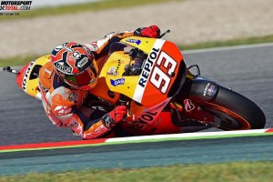 © FGlaenzel - Marc Marquez siegte hauchdünn in einem spektakulären Rennen in Barcelona