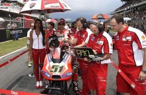 © Ducati - Audi beobachtet die Entwicklung von Ducati genau