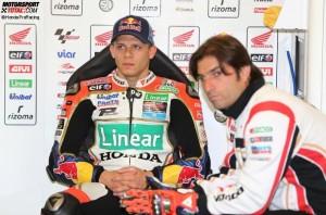 © Honda ProRacing - HRC erwartet eine Steigerung: In Assen und am Sachsenring muss Bradl glänzen