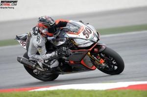 © Aprilia Racing - Sylvain Guintoli kennt Sepang aus seiner Zeit in der Motorrad-WM bestens