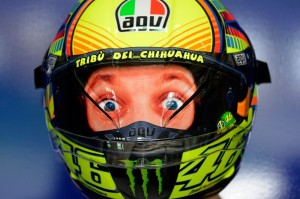 ©  AGV Corsa Helm Double-Face