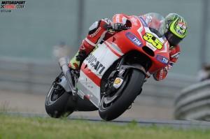 © Ducati - Cal Crutchlow wird auch im kommenden Jahr für Ducati fahren