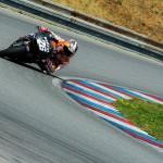 © Repsol - ani Pedrosa testete erstmals den neuen Honda-Prototypen für die kommende Saison