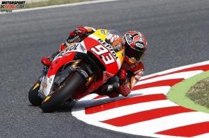© Repsol - Titelverteidiger Marc Marquez ist auch am Sachsenring der große Favorit