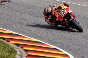© Repsol - Marc Marquez schnappte sich am Sachsenring souverän den Sieg