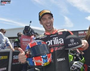 © Aprilia - Kehrt Marco Melandri nach vier Superbike-Jahren wieder in die MotoGP zurück?