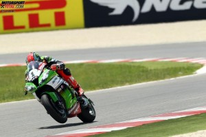 © Kawasaki - Tom Sykes war im Qualifying von Portimao wieder einmal der Schnellste