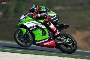 © Kawasaki - Tom Sykes feierte in Portimao seinen 22. Karrieresieg in der Superbike-WM