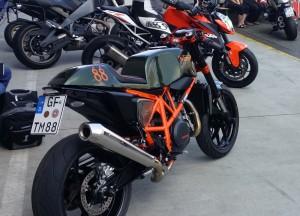 KTM Cafe Racer