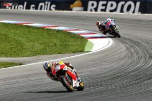 © Repsol - Dani Pedrosa hatte in Brünn ein besseres Gefühl für seine Honda als in Indy