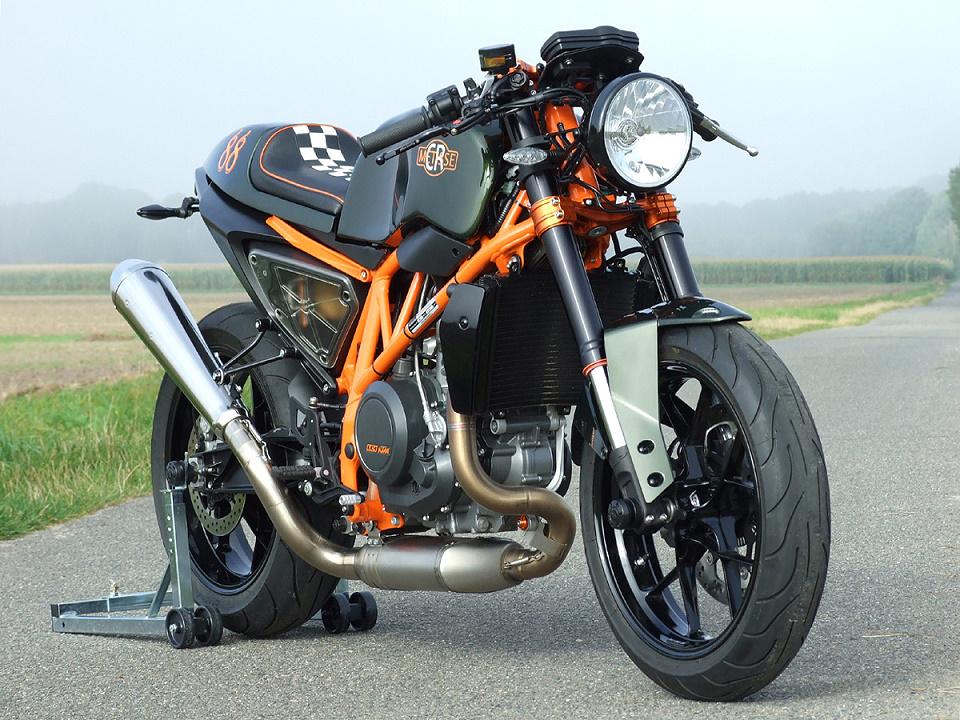 Motorrad Magazin Cafe Racer