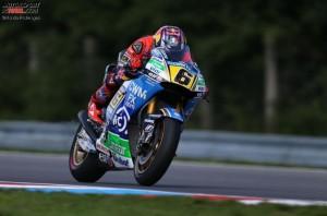© Honda ProImages - Stefan Bradl war als Zweiter rund eine halbe Sekunde langsamer als Marc Marquez