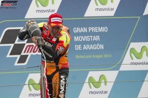 Aleix Espargaro - © Forward Racing