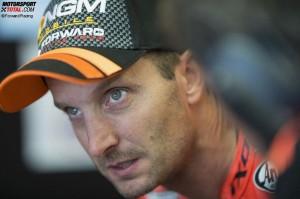 © Forward Racing - Colin Edwards soll bereits im September für Yamaha die Michelin-Reifen testen