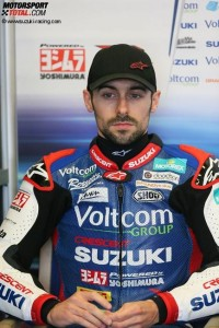 Eugene Laverty - © www.suzuki-racing.com