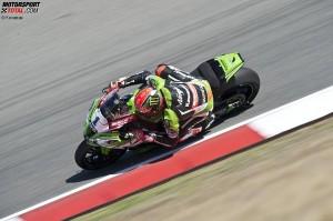 © Kawasaki - Die Kawasaki von Tom Sykes erhält ab Jerez eine neue Lackierung