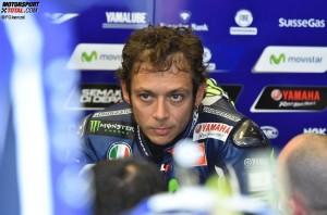 © FGlaenzel - Valentino Rossi verließ das Honda-Werksteam Ende 2003 aus Trotz