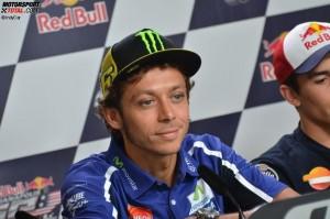 © IndyCar - Valentino Rossi möchte sich in der WM vor Teamkollege Jorge Lorenzo behaupten