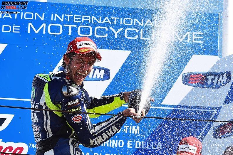 Valentino Rossi - © FGlaenzel