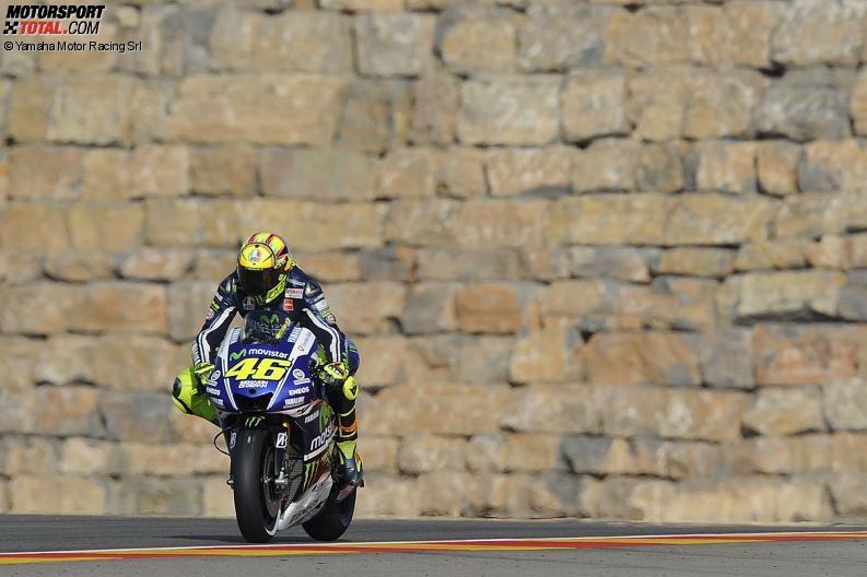 Valentino Rossi - © Yamaha Motor Racing Srl