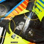 AGV Helm Valentino Rossi - © AGV