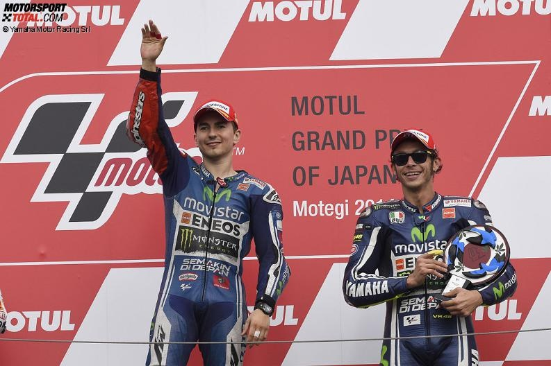 Jorge Lorenzo -© Yamaha Motor Racing Srl