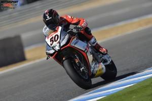 Sylvain Guintoli - © Aprilia Racing