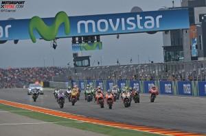 MotoGP Start - © FGlaenzel