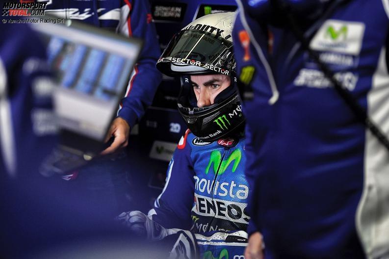 Jorge Lorenzo - © Yamaha Motor Racing Srl